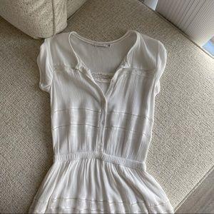 Aritzia Talula Short Sleeve Mini Dress